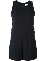 Iro 'Moltani' Playsuit Black