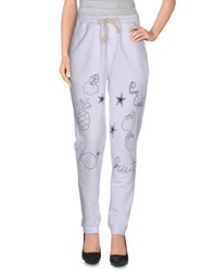 The Editor Trousers Casual Trousers Women White