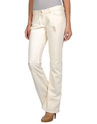 Dondup Casual Pants Ivory