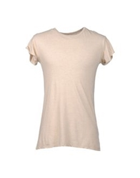 Madson Discount Short Sleeve T Shirts Beige