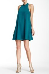 Lovers Friends Lily Halter Dress Green