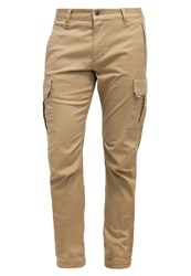 Dockers Cargo Trousers New British Khaki Beige