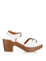 Rachel Comey Bandera Leather Sandals