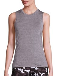 Hpe Holiday Ice Muscle Tank Top Grey