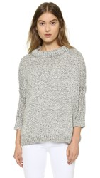 Essentiel Lisle Sweater Off White