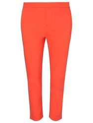 Windsmoor Clementine Cropped Trousers Mid Pink