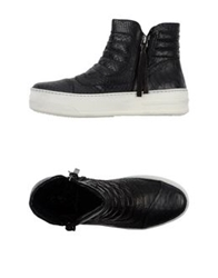 Bb Washed By Bruno Bordese Ankle Boots Black