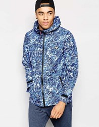 Fly 53 Clash Jacket Blue