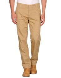Weber Trousers Casual Trousers Men Sand