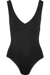 Eres Les Essentiels Hold Up Swimsuit Black