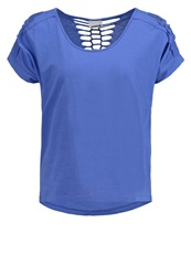 Noisy May Nmrita Basic Tshirt Amparo Blue