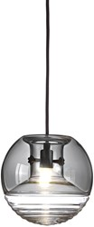 Tom Dixon Flask Smoke Pendant Light
