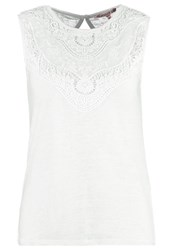 Anna Field Top Cloud Dancer Off White