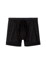 Zimmerli '252 Royal Classic' Jersey Boxer Briefs Black