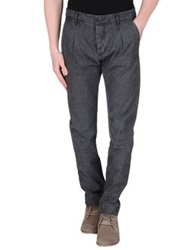 Officina 36 Casual Pants Lead