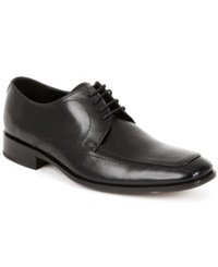 Bostonian Purnell Moc Toe Lace Up Oxfords Men's Shoes Black
