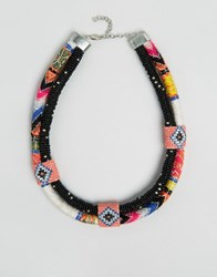 Pieces Giline Necklace Multi