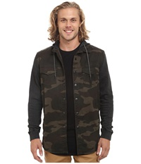 Rip Curl Skillman Jacket Camo Men's Coat Multi