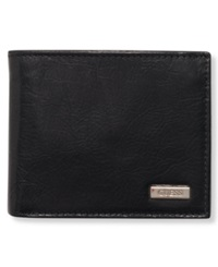 Guess New Hope Bifold Wallet Black