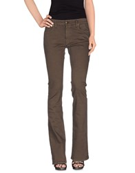 M.Grifoni Denim Denim Denim Trousers Women Khaki