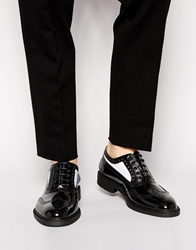 Vivienne Westwood Brogue Shoes Black