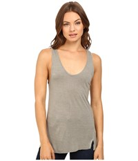 Project Social T Eva Tank Top P. Fern Women's Sleeveless Gray