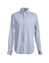 Carlo Chionna Long Sleeve Shirts White