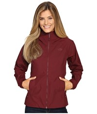 The North Face Fuseform Apoc Jacket Deep Garnet Red Fuse Women's Coat