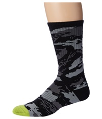 Volcom Threaded Socks Lime Men's Crew Cut Socks Shoes Green