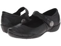 Taos Applause Black Smooth Women's Maryjane Shoes