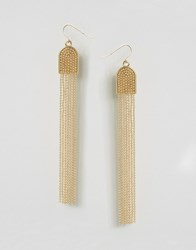 Pieces Denise Earrings Gold