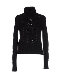 Emilio Pucci Knitwear Turtlenecks Women Black