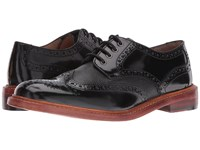 Lotus Barkley Black Antique Men's Shoes