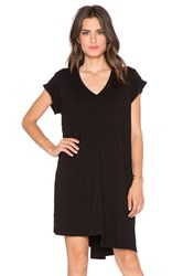 Wilt V Neck Tunic Black
