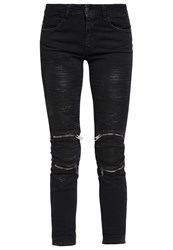 Just Cavalli Jeans Skinny Fit Black