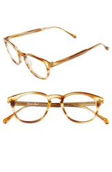 Women's Steven Alan 'Willard' 49Mm Optical Glasses Brown