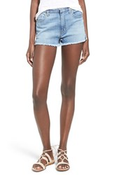 Women's Hudson Jeans 'Tori' High Rise Cutoff Denim Shorts