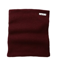Neff Daily Gaiter Maroon 1 Scarves Red