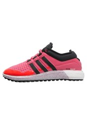 Adidas Performance Climaheat Sonic Boost Cushioned Running Shoes Super Pink Dark Grey Clear Grey