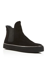 Stuart Weitzman Bigbiarritz High Top Sneakers Black