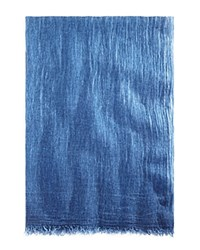 The Men's Store At Bloomingdale's Stonewashed Scarf Denim