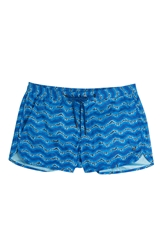 Marc By Marc Jacobs Printed Swim Trunks