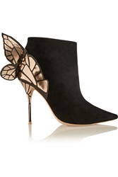 Sophia Webster Chiara Suede Ankle Boots