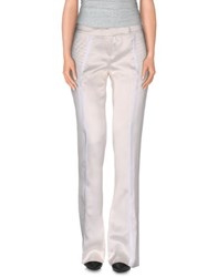 John Richmond Trousers Casual Trousers Women White