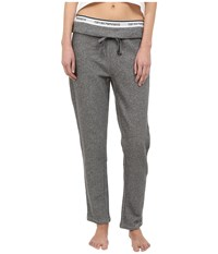 Emporio Armani Visability Gym Regular Fit Pants Melange Grey