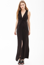Forever 21 Knotted Maxi Dress
