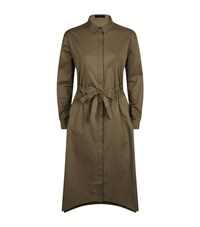 Allsaints Riva Dress Female Khaki