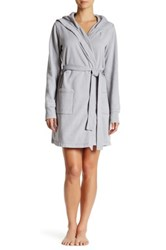 Free Press Lounge Robe Gray