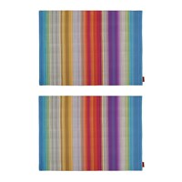 Missoni Home Margherita Rectangular Placemat Set Of 2