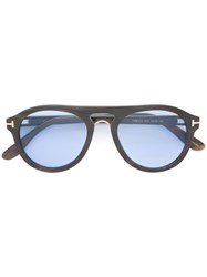 Tom Ford 'Tom N3' Glasses Black